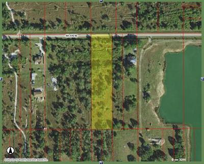 Naples Residential Lots & Land For Sale: 4472 56th Ave NE