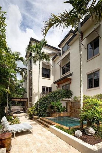 Naples, Bonita Springs Condo/Townhouse For Sale: 575 10th Ave S #4