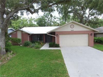 Naples Single Family Home For Sale: 6063 Hollow Dr