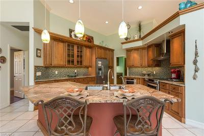 Collier County Single Family Home For Sale: 6914 Wellington Dr