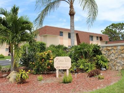 Marco Island Condo/Townhouse Pending With Contingencies: 457 Tallwood St #306