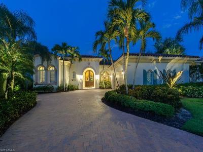Naples Single Family Home For Sale: 2060 Isla Vista Ln