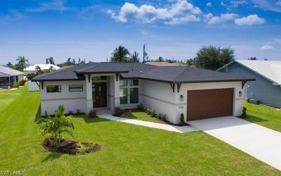 Cape Coral Single Family Home For Sale: 4124 SW 15th Ave