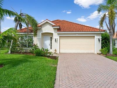 Naples Single Family Home For Sale: 2831 Orange Grove Trl