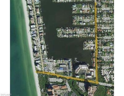 Naples Residential Lots & Land For Sale: 9740 Vanderbilt Dr