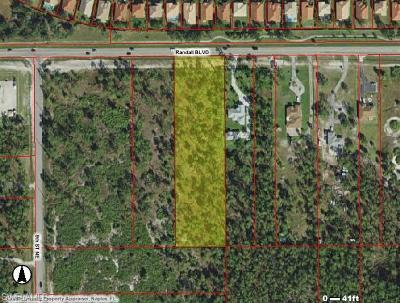 Collier County Residential Lots & Land For Sale: 880 Randall Blvd
