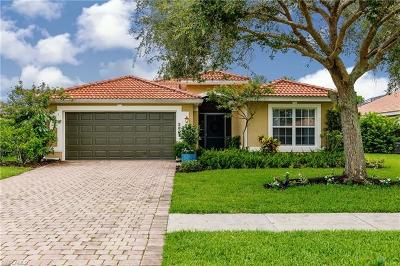 Naples Single Family Home For Sale: 2803 Orange Grove Trl