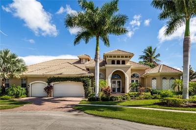 Marco Island Single Family Home For Sale: 589 Tripoli Ct