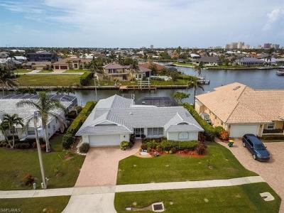Marco Island Single Family Home Pending With Contingencies: 1251 Treasure Ct