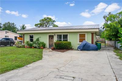 Single Family Home For Sale: 3506 Caloosa St