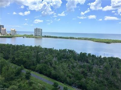 Naples Condo/Townhouse For Sale: 5550 Heron Point Dr #1103