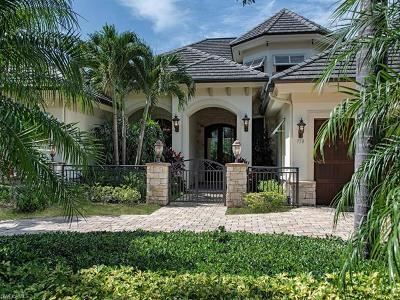 Naples, Bonita Springs Single Family Home For Sale: 750 Riviera Dr