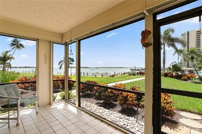Marco Island Condo/Townhouse For Sale: 991 Collier Ct #A109