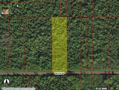 Collier County Residential Lots & Land For Sale: 121 39th Ave NE