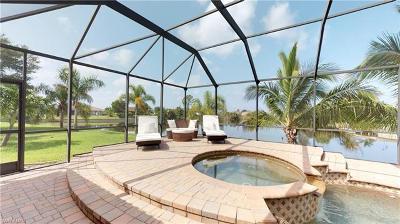 Cape Coral FL Single Family Home For Sale: $425,000