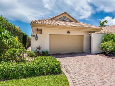Naples Condo/Townhouse For Sale: 3722 Haldeman Creek Dr #NV-3