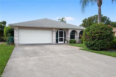 Naples FL Single Family Home For Sale: $459,000