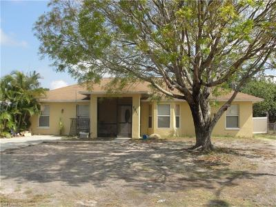 Fort Myers Single Family Home For Sale: 4139 Madison Ave