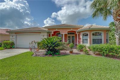 Naples Single Family Home For Sale: 3640 Recreation Ln