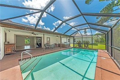 Fort Myers FL Single Family Home For Sale: $249,900