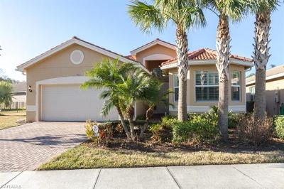 Fort Myers Single Family Home For Sale: 10087 Mimosa Silk Dr