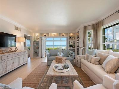 Naples Co-op For Sale: 2601 Gulf Shore Blvd N #23