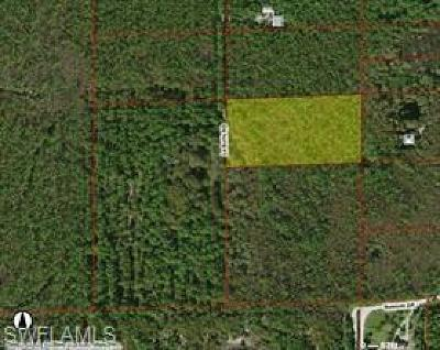 Naples Residential Lots & Land For Sale: 5185 Le Buff Rd