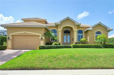 Marco Island Single Family Home For Sale: 845 Elm Ct