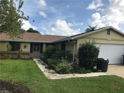 Bonita Springs, Estero Multi Family Home For Sale: 10281 Enoch Ln