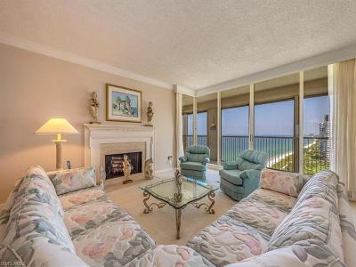 Condo/Townhouse Sold: 4051 Gulf Shore Blvd N #PH-201