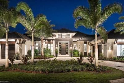 Naples FL Single Family Home For Sale: $7,195,000