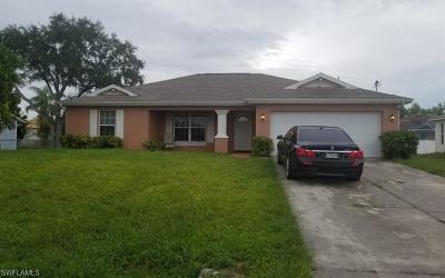 Cape Coral Single Family Home For Sale: 1121 NE 12th St
