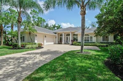 Naples Single Family Home For Sale: 2328 Broadwing Ct