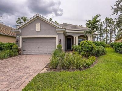 Naples Single Family Home For Sale: 3593 Canopy Cir