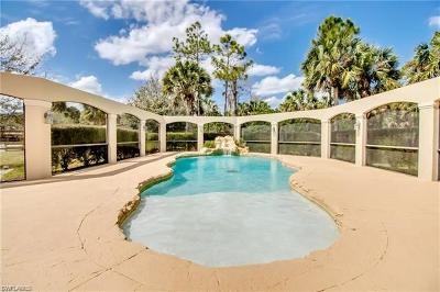 Naples FL Single Family Home For Sale: $739,900