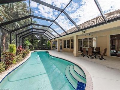Naples Single Family Home For Sale: 535 Cormorant Cv