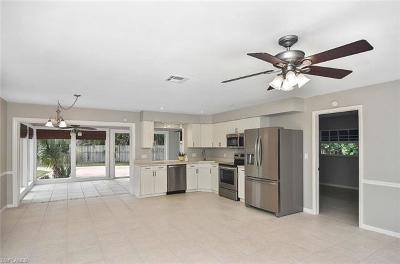 Bonita Springs Single Family Home For Sale: 134 2nd St