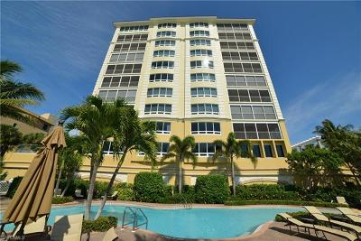 Naples, Bonita Springs Condo/Townhouse For Sale: 9235 Gulf Shore Dr #902