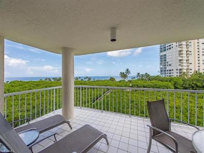 Naples, Bonita Springs Condo/Townhouse For Sale: 50 Seagate Dr #302