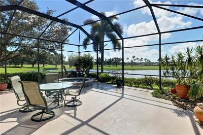 Naples Single Family Home For Sale: 840 Villa Florenza Dr