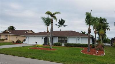 Cape Coral Single Family Home For Sale: 1827 SE 4th St