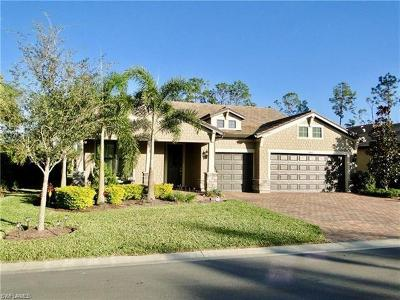Fort Myers Single Family Home For Sale: 12067 Halberry Ln