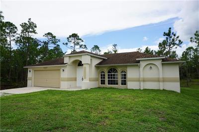Naples Single Family Home For Sale: 4140 33rd Ave NE