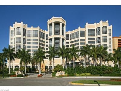 Marco Island Condo/Townhouse For Sale: 480 Collier Blvd #604