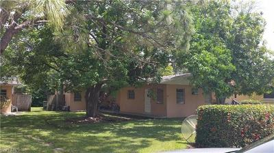 Naples Park Multi Family Home For Sale: 683 100th Ave N