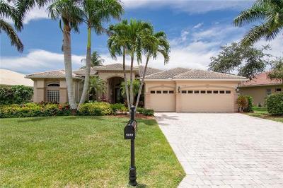 Naples Single Family Home For Sale: 5061 Castlerock Way