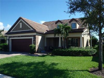 Naples Single Family Home Pending With Contingencies: 16096 Camden Lakes Cir