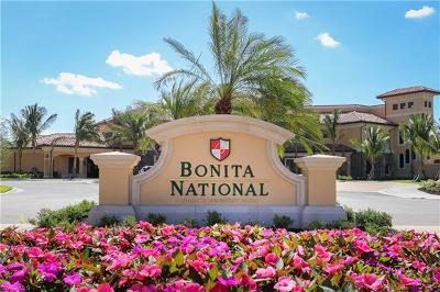 Bonita National Golf And Country Club Condo/Townhouse For Sale: 28541 Carlow Ct #102