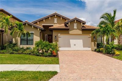 Naples Single Family Home For Sale: 14347 Tuscany Pointe Trl
