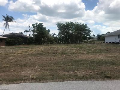 Marco Island Residential Lots & Land For Sale: 481 Elk Cir